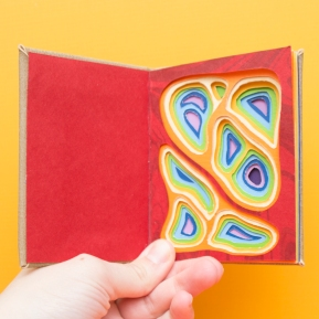 Rainbow Layers Book